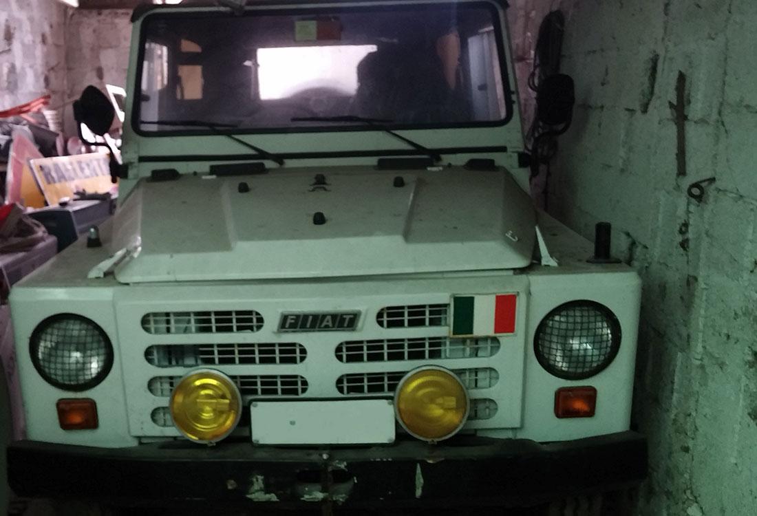Fiat Campagnola AR79