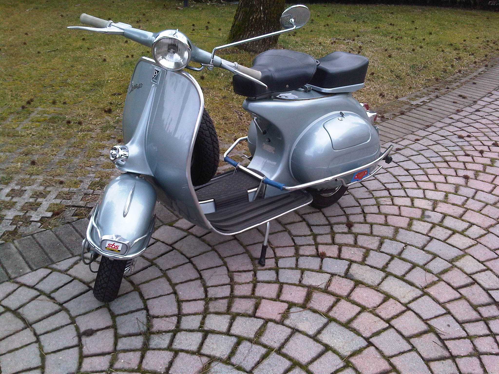 Vespa 150 1959