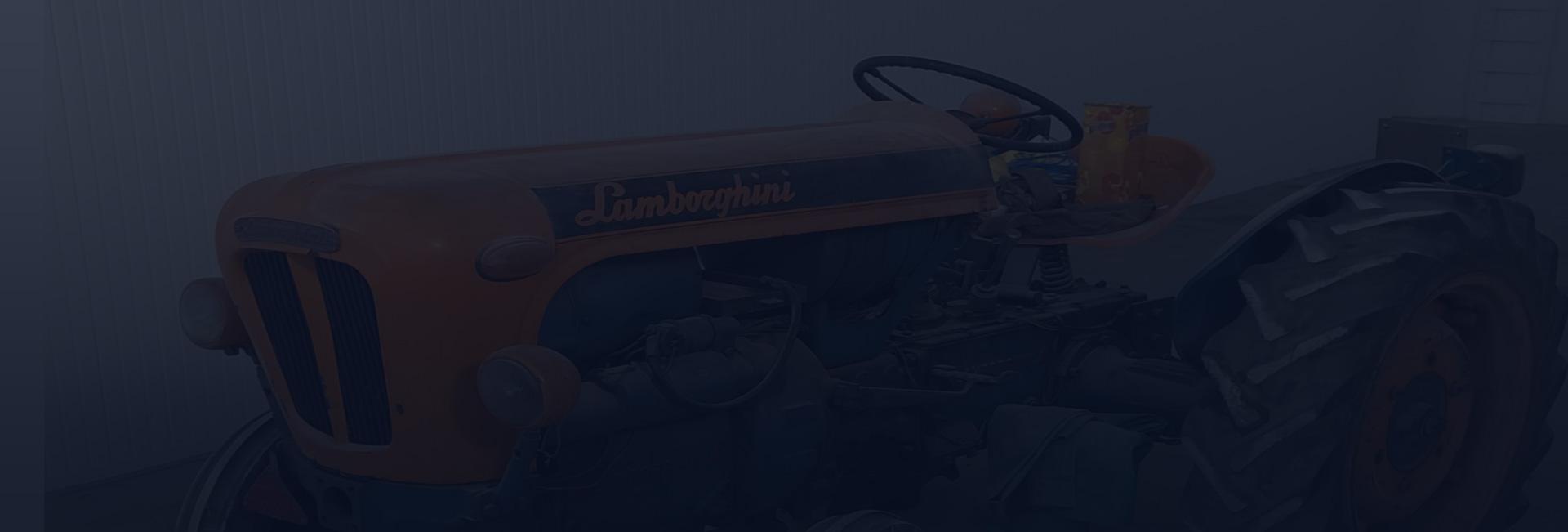 Trattore Lamborghini 2241 R