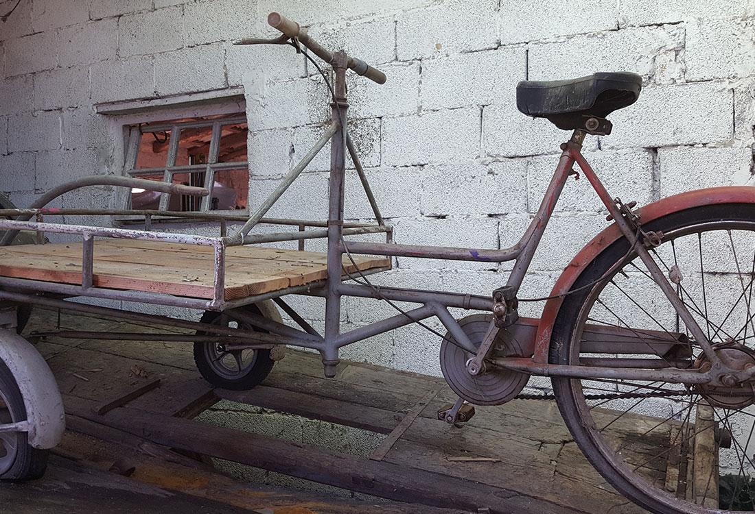 Treciclo per città